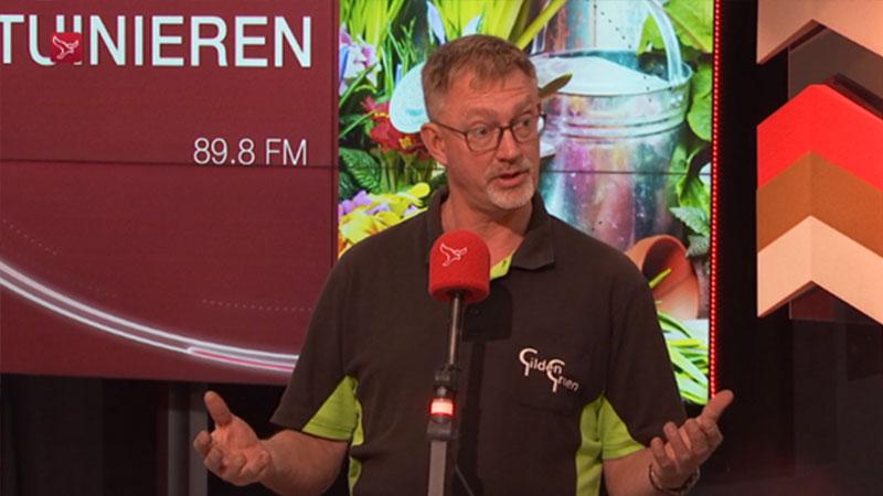 Marcel Achterberg bij TV Flevoland